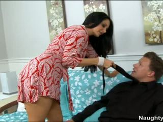 bruneta, hardcore sex, orgazmus