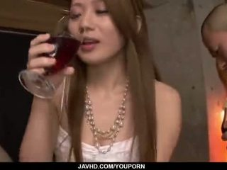 Kazumi nanase feels câteva men futand ei cherry