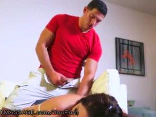 masturbácia, masáž, mamička