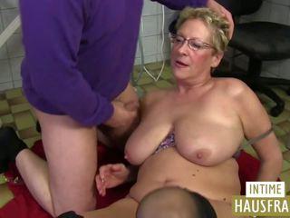 Oma putz: intime hausfrauen & pinxta porno video