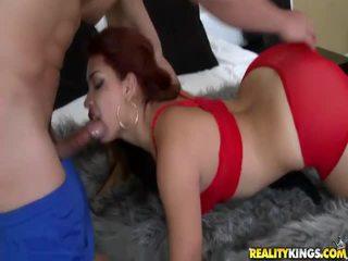 hardcore sex, mamada, los pelirrojos