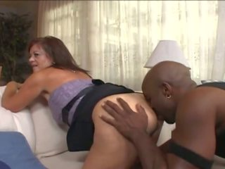 Mature Wife in Wheelchair Seduce Young Black Guy: Porn e7