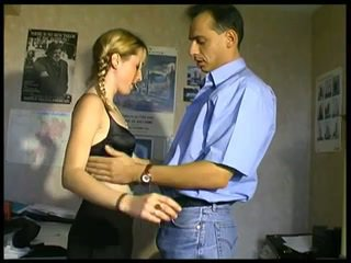 rubias, francés, anal