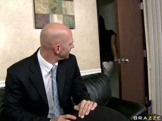 Hot sekretær isis kjærlighet gets knullet i den kontor video