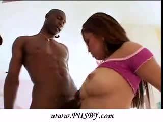Sexy Filipina gets BBC pt 1 per 3