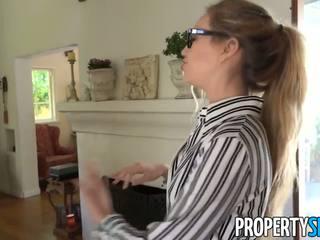 Propertysex - shady real estate agent tricks klient në