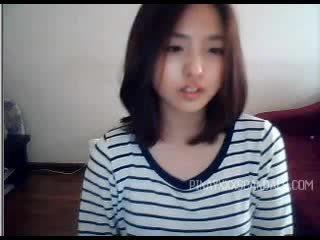 Chutné násťročné ázijské webkamera