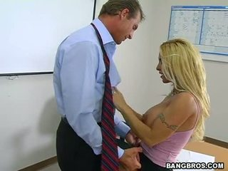 Busty Whore Holly Halston Gets Her