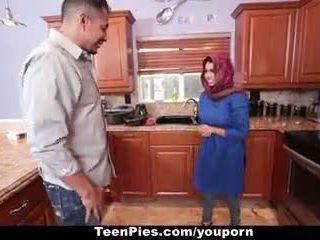 Teenpies - muslim mädchen praises ah-laong schwanz