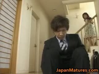 Hitomi kurosaki rijpere japans vrouw part1