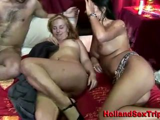 realitate, 3some, amsterdam