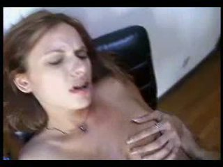 She really likes a dick inside her very tight asshole