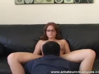 Sexy college student farrah rae fucking lucky guy on camera!