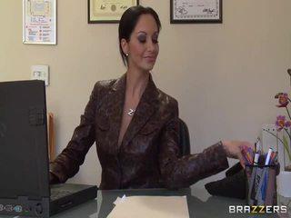 hardcore sex, big dicks, big tits, office, office sex, pornstars