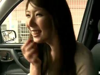 Asian gf Yui Hatano screwed up on camera