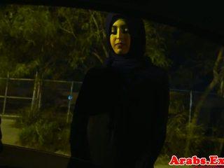 Arab hijabi fucked v zakázaný tesné pička: zadarmo porno 74