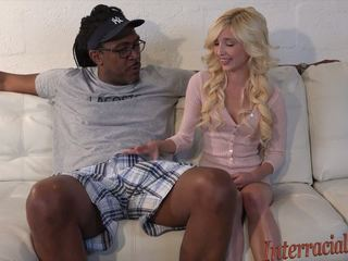 blondes, teens, interracial