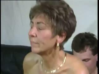 Tante: vapaa mummi & vanha & nuori porno video-