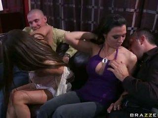 Rachel roxx in rachel starr igranje s punca lads