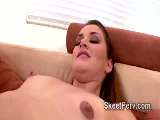 Very lovely doll Hooker Allie Haze gets fucked by older man in a job interview