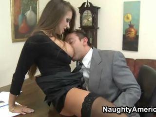 kancelář sex