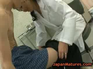 Suurepärane küpsemad natsumi kitahara does