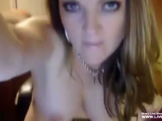 Gorgeous busty mature Lexis plays with her pussy