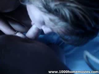 Tóc vàng bé gà con đòn extractingjob cô loves đến hút extracting cô ấy con trai người bạn qua moon