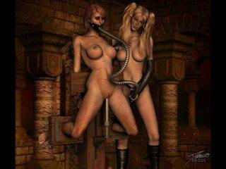 Staromodno erotično suženjstvo artwork