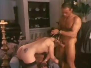 Morena en un vintage double penetration, porno 62