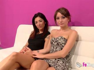 bruneta, orální sex, skupinový sex