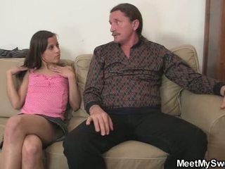 tini szex, fiatal, group sex