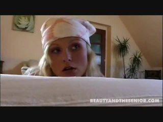 hardcore sex, blonde, dracu 'greu