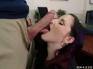 big dick, escritório sexo, caralho