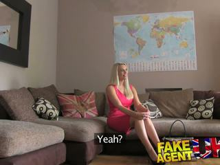 Fakeagentuk Massive Facial for South African Blue Eyed