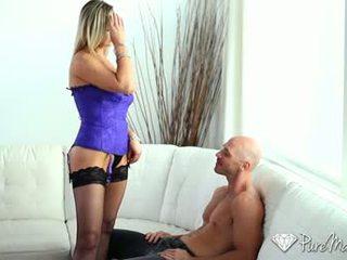 orale seks een, nominale vaginale sex echt, kaukasisch