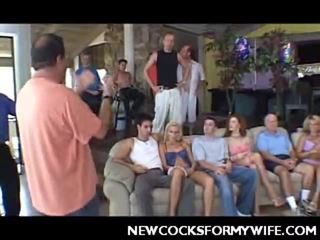 watch cuckold, see mix, wife fuck