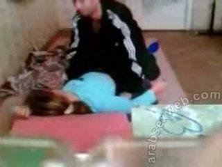 Arab pareha pakikipagtalik sa ang sahig pribado pagtatalik video