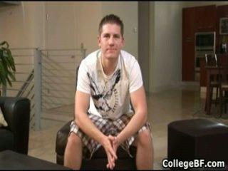 Chad macon wanking hänen precious korkeakoulu mulkku 1 mukaan collegebf