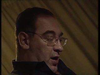 Yang num si rambut perang mempunyai yang tersembunyi seks dalam gereja fetish /ketagihan erotik