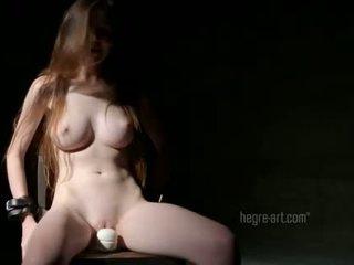 nagy mellek, szex játék, vibrátor