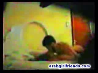 Arab thug hides do tape jego niegrzeczne intercourse z gorące sympatia