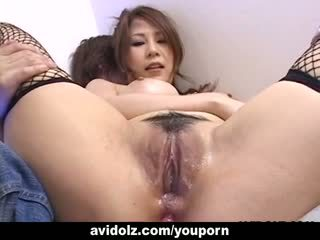 Tökéletes hottie yuki aida gets neki segg toyed uncensored