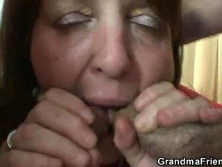 mommy, old pussy, grandmother