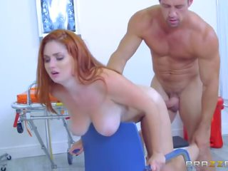 Brazzers - mabintog ginger lennox luxe gets pounded