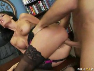 brunette, young, hardcore sex