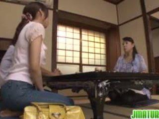 japonec, lízať, prstoklad