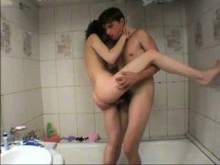 chết tiệt, đòn, tắm