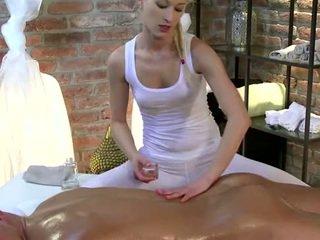 Malibog masseuse baguhan beyb strokes titi