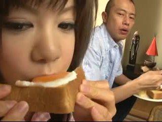 japon, gençler, cream pie